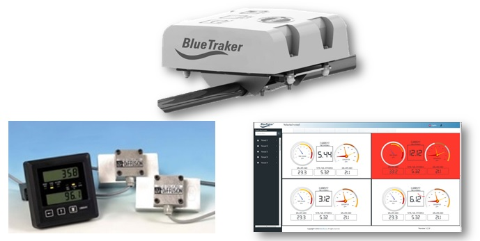 BlueTraker Fuel Monitoring a
